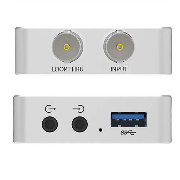 ezcap262 SDI to USB3.0 UVC Video Capture Support Live Streamg and Record HD SDI Video to PC