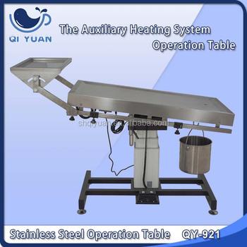 Vet Operating Equipment
