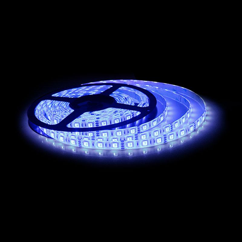 Led Strips Led Lighting Dc12v 5m 5054 Smd Rgb Led Strip Light 120led/m Flexible Light Ribbon Double Pcb Led Stripe Tape Better Than 5050