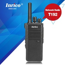 Inrico Most Powerful Wifi GSM WCDMA Radio With Sim Card With Texting Android Walkie Talkie