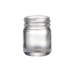 Cheap Price Small Empty Glass Food Jar