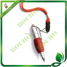 Mini Ballpen with lanyard