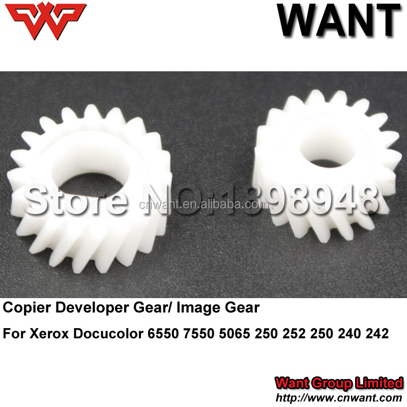 For Xerox Docucolor 6550 7550 5065 250 252 240 242 copier develop gear Image gear for Xerox Machine