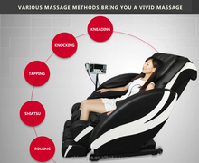 HD-8003 New Luxury Cheap Home Massage Chair / Full Body Thai Massage Chair / Electric Reclining Massage Chair