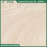 Africa beige sand stone polished unglazed quarry tile