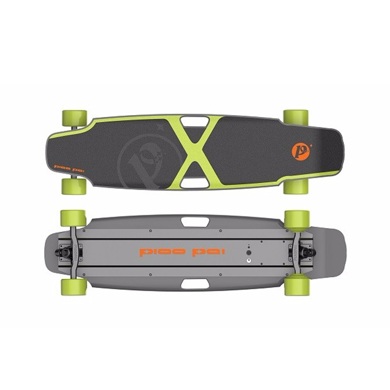 High -speed 38KM/H skateboard 4 wheels hub motor boosted electric skateboard factory Sale
