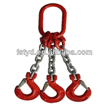 Alloy G80 4 Legs Lifting Chain Sling,Price Chain Sling ...