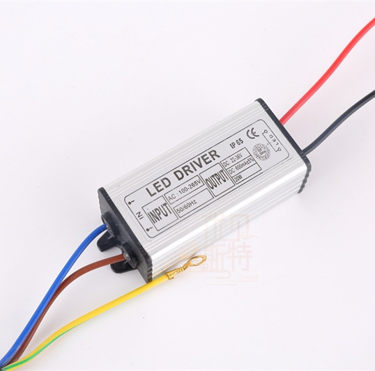 Constant Current LED Driver 36v 20W 300mA IP66 Waterproof warranty 3 years in Guzhen factory supply