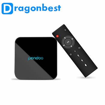 2018 New Promotion Pendoo X10 S905w 2g 16g Tv Box Android 712 Os