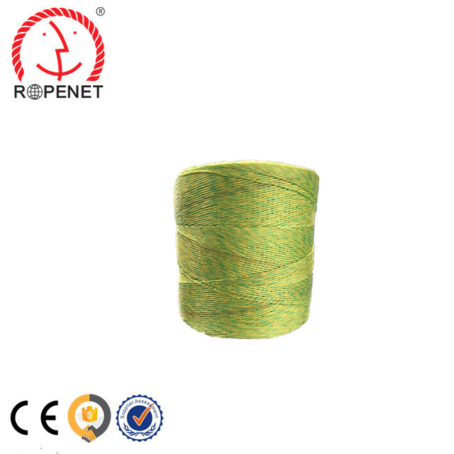 Good quality low price PP PE plastic packing twine rope