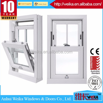 2017 new design WEIKA tilt&turn aluminum sliding window and door