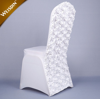 wholesale cheap white lycra spandex wedding chair covers for sale