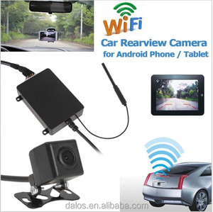 2017 new DC 12V waterproof IP67 wireless car security rear view camera