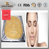 chinese top sale moisturizing facial mask for hydrating/anti-aging/skin care