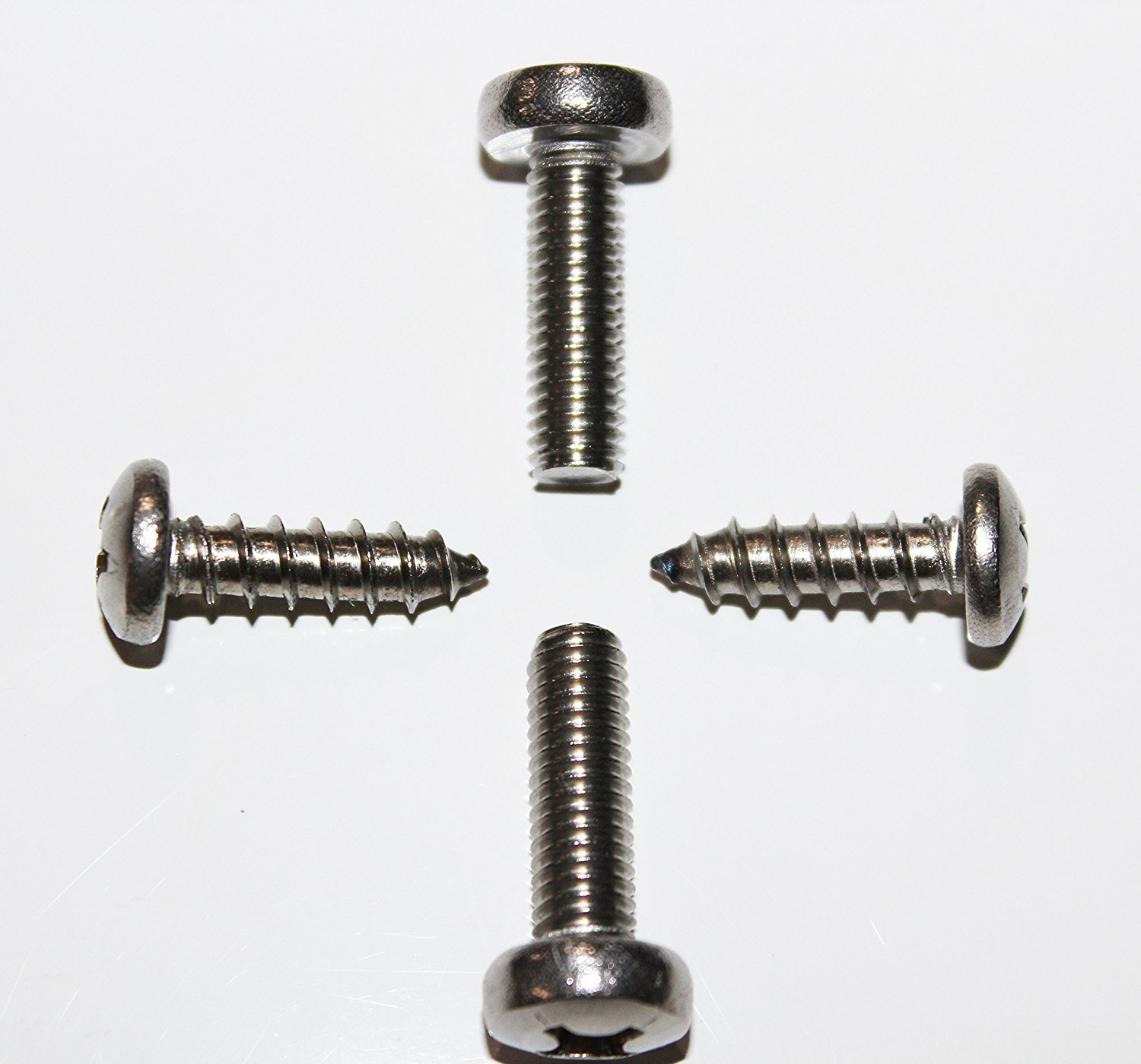 HPP License plate Stainless Steel Screws for All Infiniti Models from 1989-2015