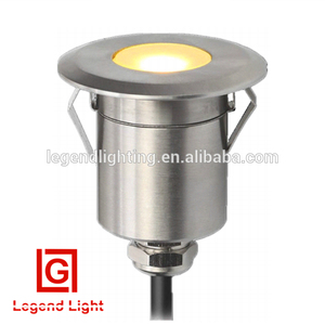 High Quality LED Stainless steel 316/ Copper outdoor deck light floor light