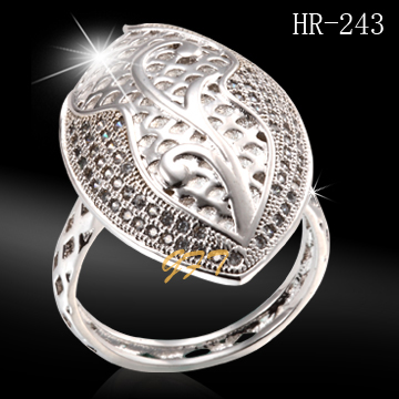 New design fashion 925 sterling silver turkish jewellery