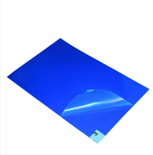 Groothandel cleanroom peelable mat hoge kwaliteit antistatische <span class=keywords><strong>esd</strong></span> sticky mat C0201