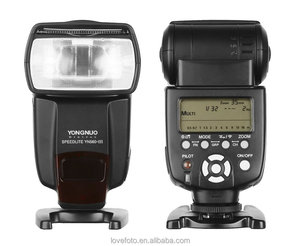 YONGNUO YN-560 III FLASH SPEEDLITE for Nikon D300 D5200 D7100 D90 D80