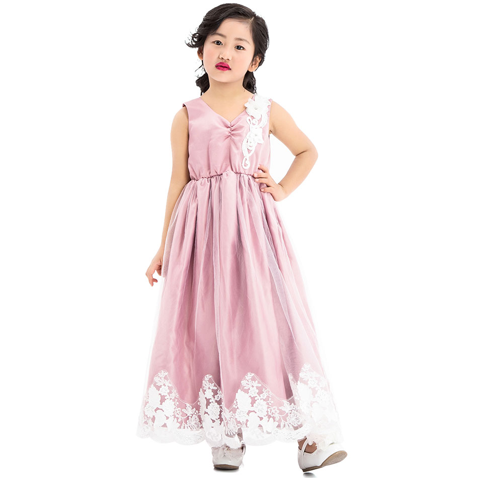 9d39b7cc20 Rand baby dress flower girl boutique dresses for 2 year old kids clothes  latest baby frocks net designs elegant