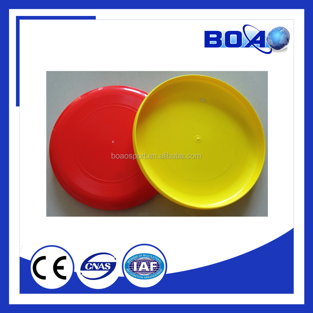 Factory eco-friendly Customized Promotional 175g professional ultimate frisbee