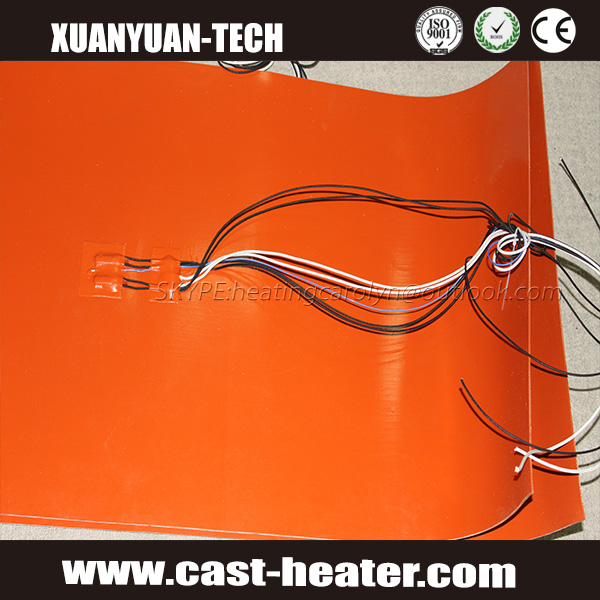 Battery Powered Resistant silicone heat pad