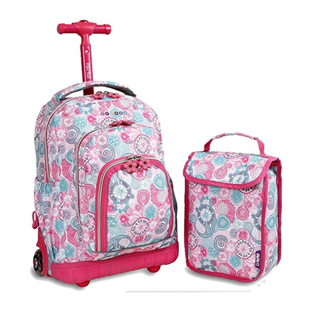 China Kid Rolling Backpack 81af99b0d79bc