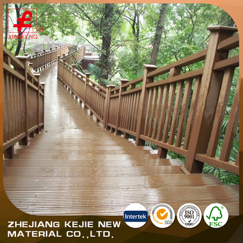 Wholesale Balcony Railings Wood Wpc Decorative Outdoor Handrails For Stairs