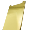 Original For IPad Air2 Back Housing, Back Cover For iPad 6 Replacement 3G,for ipad gold housing