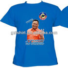 Cotton printed election t shirts