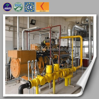 Euro standard china reliable supplier 500KVA natural gas generator