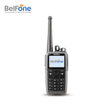 High power vhf uhf walkie talkie two way radio with texting