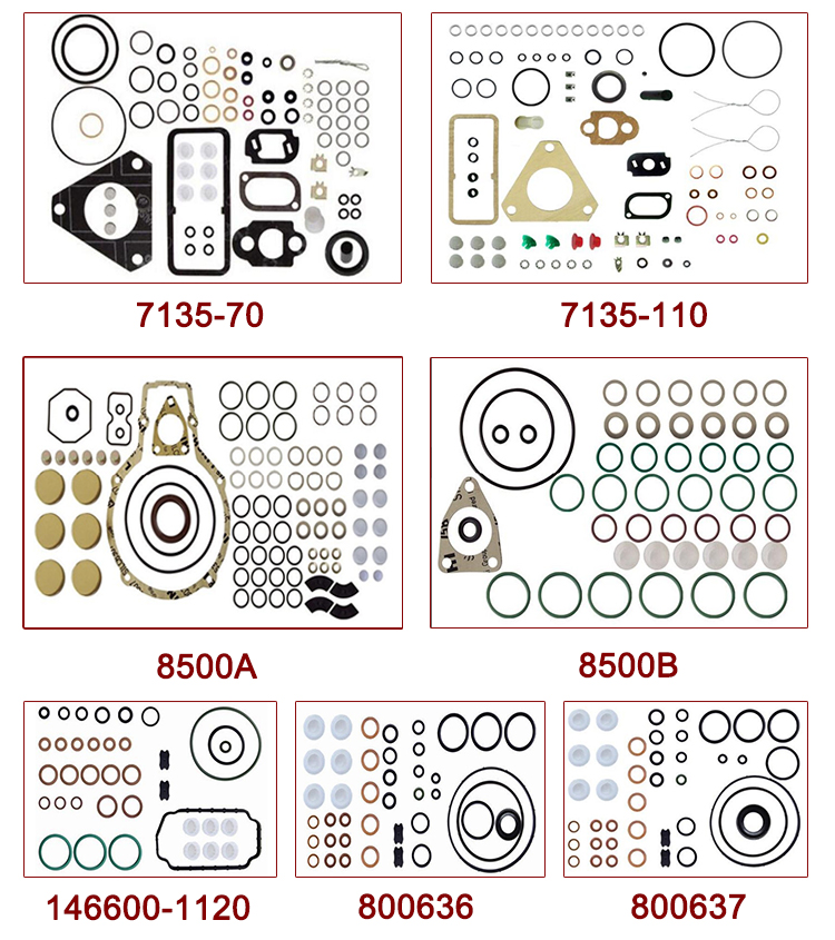 High quality Fuel VE Pump Repair Replacement Kits gasket kit 146600-1120