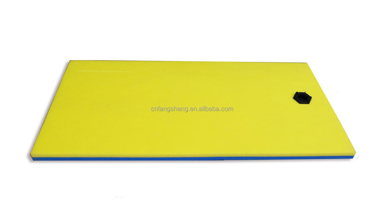 Gepatenteerd Product Schuim Zwemmen Drijvende Water Mat