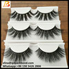 Luxury 3D Synthetic Lashes Volume Silk Natural Long Thick False Eyelashes For Makeup