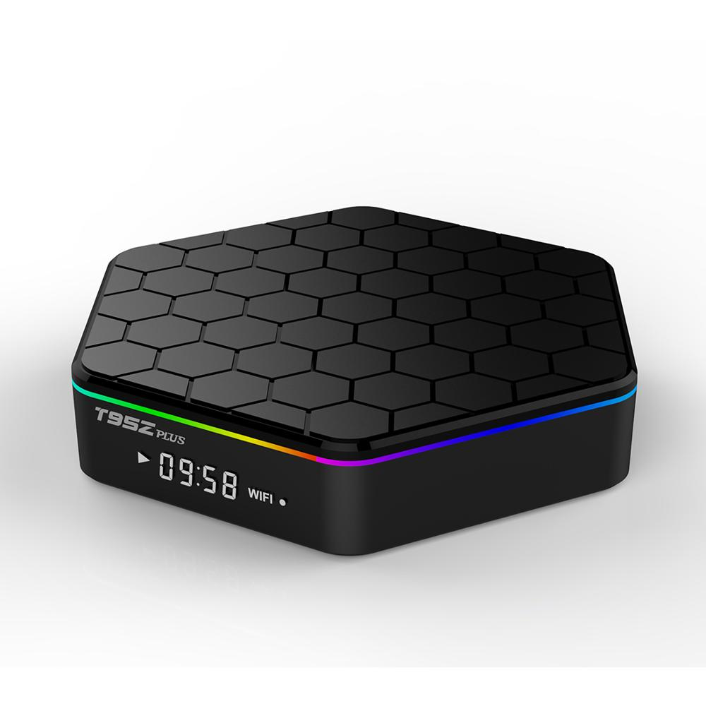 Factory directly Amlogic S912 Android TV BOX Firmware update 4K octa core android tv box t95z plus