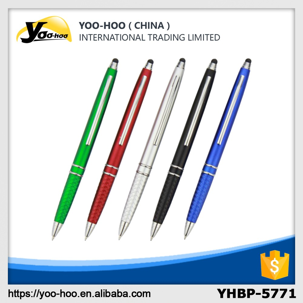 2 in 1 touch ball pen use for iphone and ipad