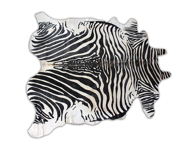 Cheap Cowhide Zebra Print Rug Find Cowhide Zebra Print