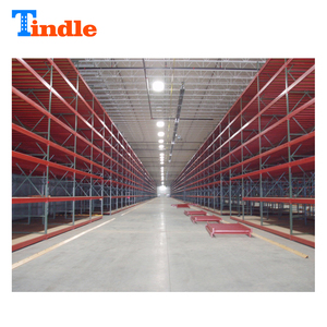 Metal Modular Storage Pallet Rack System With Warehouse
