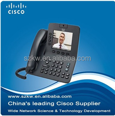 Cisco CP-8945-K9 Unified IP Video Phone
