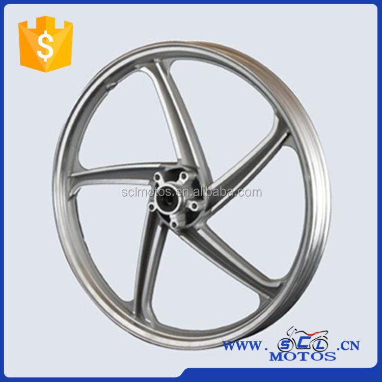 SCL-2013030299 DY100 China wholesale motorcycle aluminum wheel for motorcycle parts