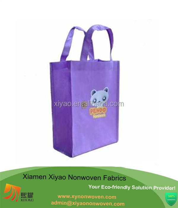 Nonwoven Eco Shopping Travel Shoulder Handbag Reusable Tote Bags