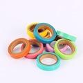 Rainbow Washi Sticky Paper Masking Adhesive Scrapbooking DIY Tape