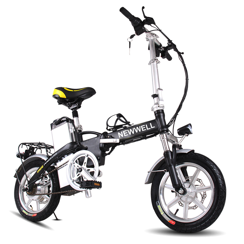 2018 Portable Electric Bike/Light Weight Electric Bicycle/250W Mini <strong>Folding</strong> E Bike/ 14 inch E Bicycle