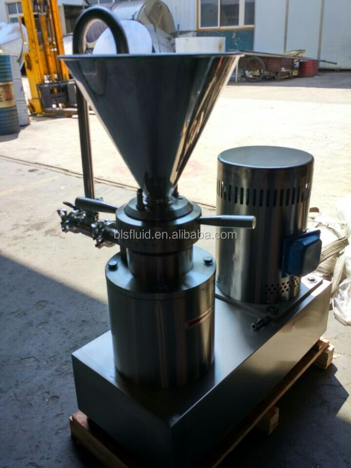 stainless steel sanitary soymilk grinding machine