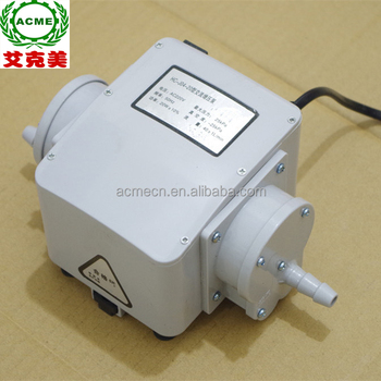 Biogas pump,gas pump with air pressure contril switch for family