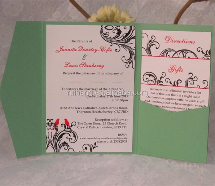 customized 57 pocket fold invitation holderdiy wedding invitation supples buy kraft 57 pocket fold invitationdiy plastic pocket holderwedding