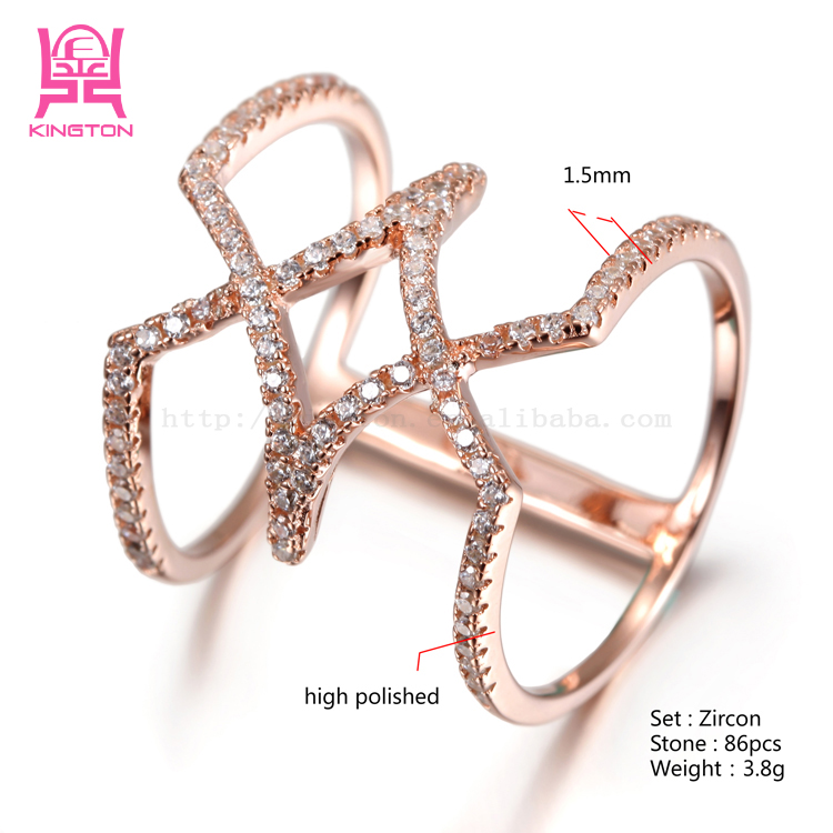 Beautiful Fancy New Simple Ladies Latest Gold Finger Ring Designs ...