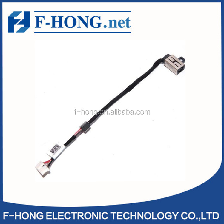 Original New DC Power Jack Harness Cable For Dell Inspiron 5558 KD4T9 DC30100UD00
