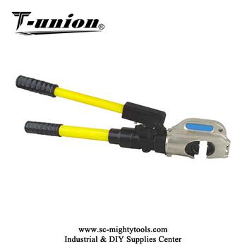 Quick Hydraulic Plier Hydraulic Cramping Tool 16t Portable ...